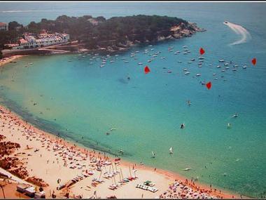 Bahía de Sant Pol - S'Agaró Gérone