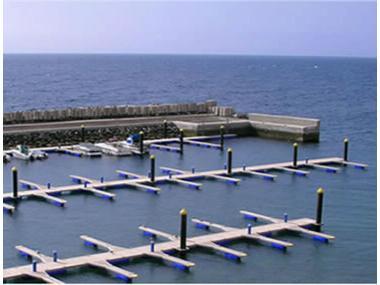 Puerto Deportivo La Galera Ténériffe