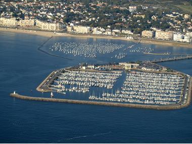 Port de plaisance Pornichet Loire Atlantique