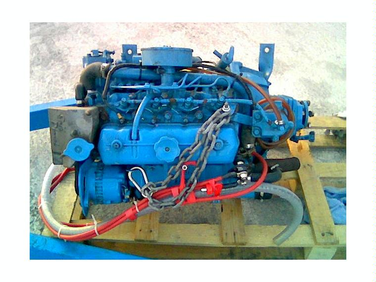 motor mini 34 sole diesel 42cv de seconde main 51675