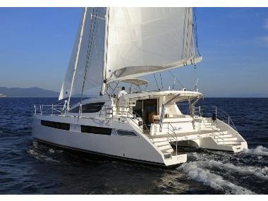 Alliaura Privilege 515 Voile catamaran