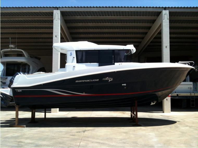beneteau barracuda 9 en cn cambrils bateaux avec cabine d 39 occasion 69675 inautia. Black Bedroom Furniture Sets. Home Design Ideas
