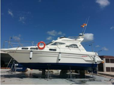 Sealine 310 Fly