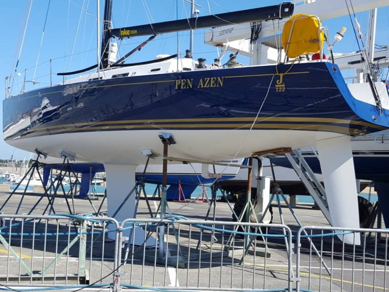 Boats J 122 | Photo 4 de 6 | Voilier de croisière